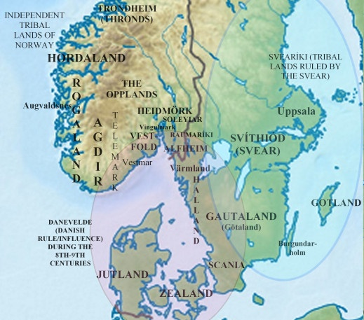 Which Country Did The Vikings Originate From Quora