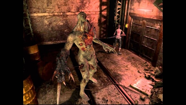 Are The Tyrants From Resident Evil Mutated Humans Or 100