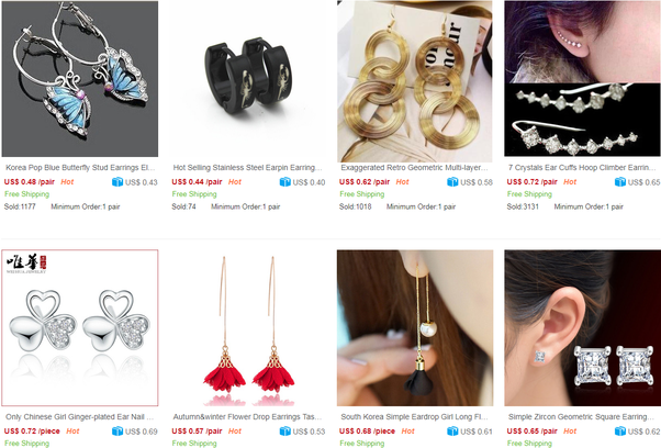 Where can I find the fashion jewelry wholesale from China