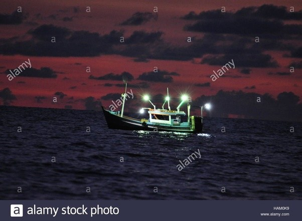 why don't boats have headlights? - quora