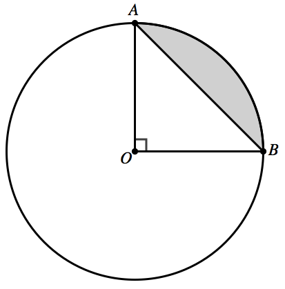 Physics A Body Moves On A Quarter Circle Of Radius R What Are The