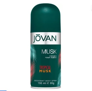 6510c474b PRICE- 190 Rs Jovan tropical musk is classic men s deodorant with a classy  smell and long lasting fragrance. if you want a classy and masculine  fragrance ...