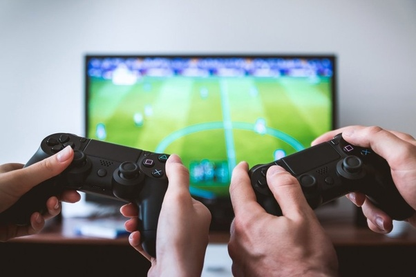 Are they any free, PS4 games for 2 players? - Quora