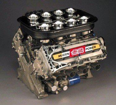 Why doesn't Honda use V8 engines? - Quora