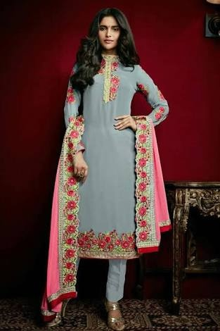 71cdc6abd9b What colour should I wear with gray Kurti and which combination of ...