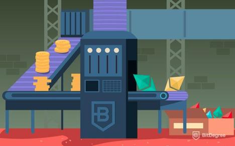 Which trading platforms have bitdegree