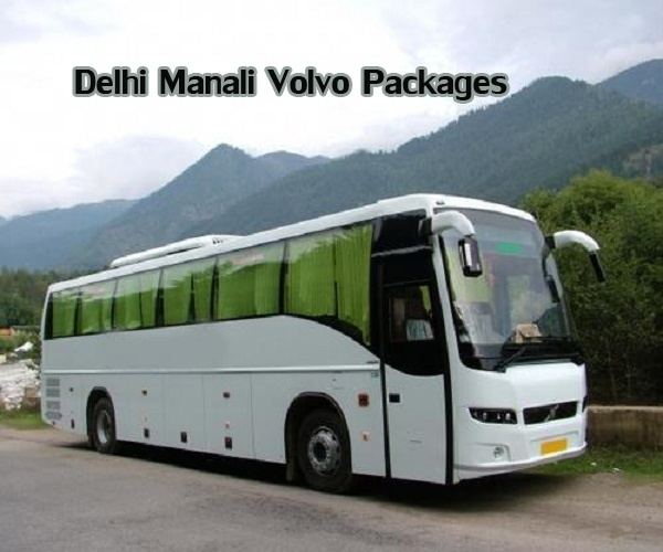 Which Is Best Volo Bus Service From Delhi To Manali?