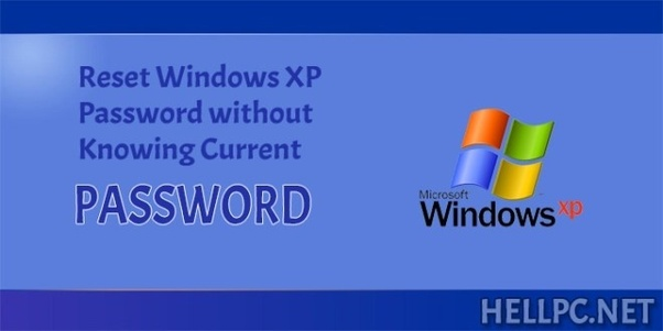 i dont know my administrator password for windows xp