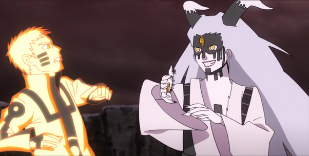 Why was Sasuke more effective than Naruto in the battle