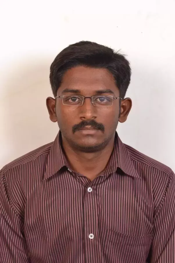 Mature indian with glasses