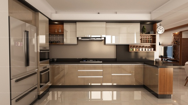 Who is the most famous kitchen interior designer in ... on Model Kitchen Design Images  id=38978