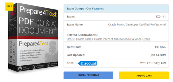 How to pass the Oracle 1Z0-141 exam - Quora