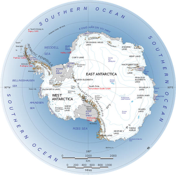 Which is older, Iceland or Antarctica? - Quora