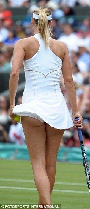 Tennis Player Skirt