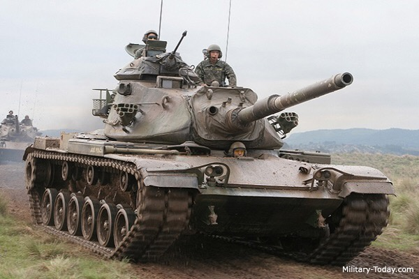 What would happen if you managed to steal a tank from a ...