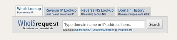 Website Owner Lookup >> How To Find The Ownership History Of A Domain Without Paying