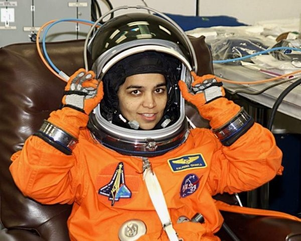 indian astronaut in space - photo #25