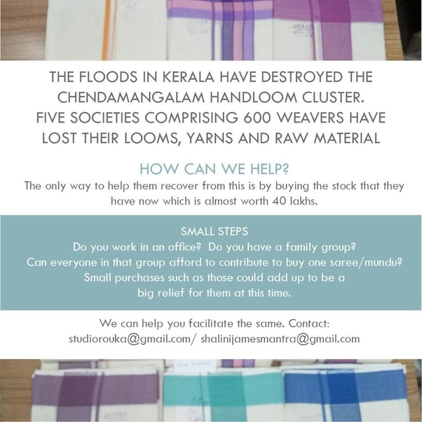 What Is The Best Way To Help The People Who Suffered In The Kerala Flood Quora