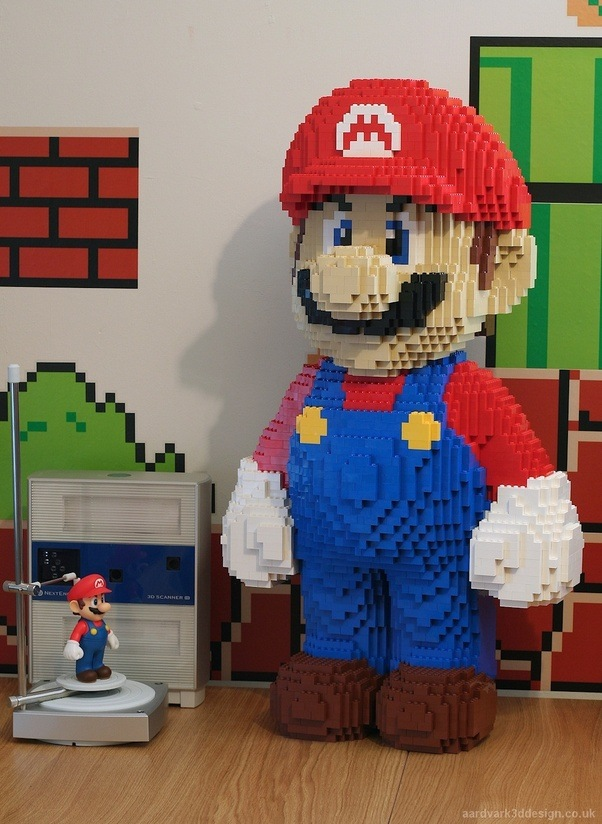 What Are Some Of The Coolest Lego Statues And Sculptures Quora