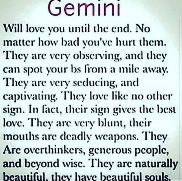 What happens when you ignore a gemini woman