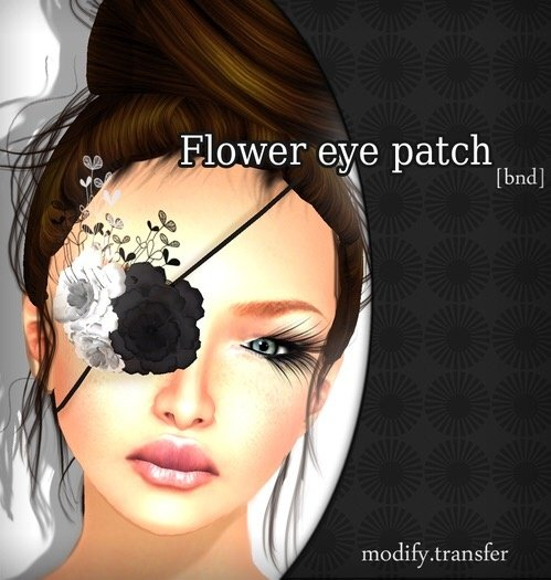 To Make The Eye Patch Itself A Fashion Accessory Im Weird Like That If You Are Young I Would Definitely Check Out Some Of Japanese Lolita Styles