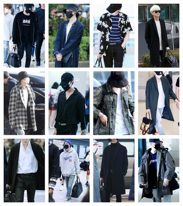 How do each BTS members dress? What is their style? Quora
