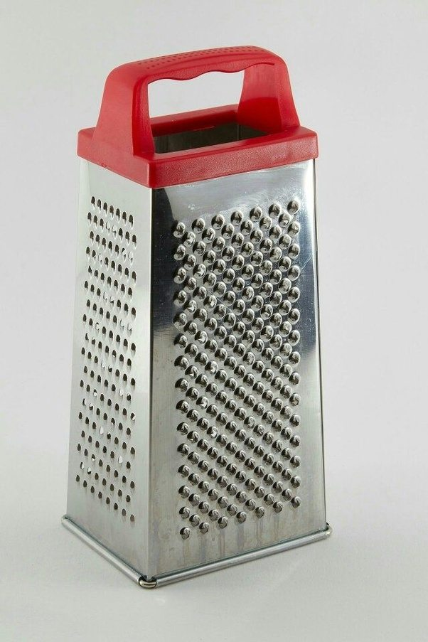 Other Than That, Old Fashioned Four Sided Kitchen Graters Like This Guy