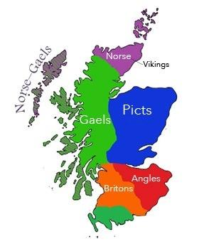 Viking domination of ireland
