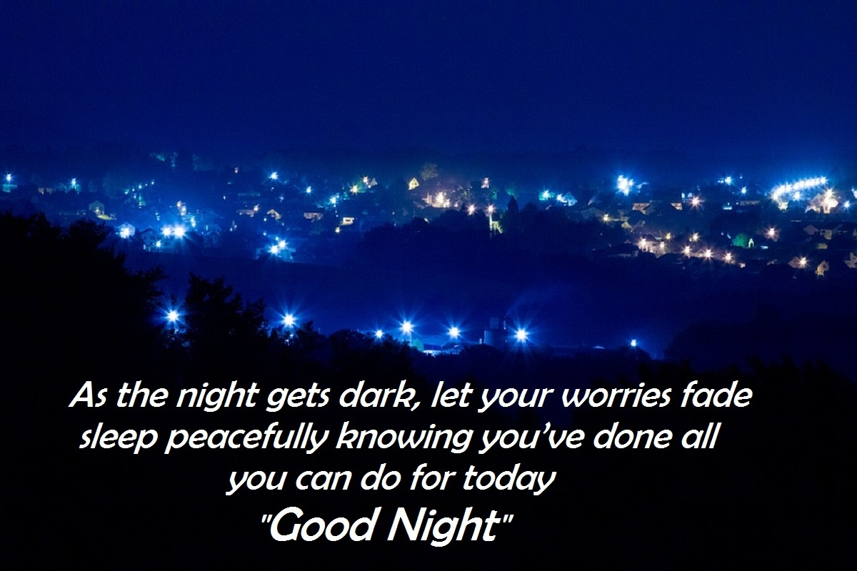 What are some of the best good night quotes? - Quora