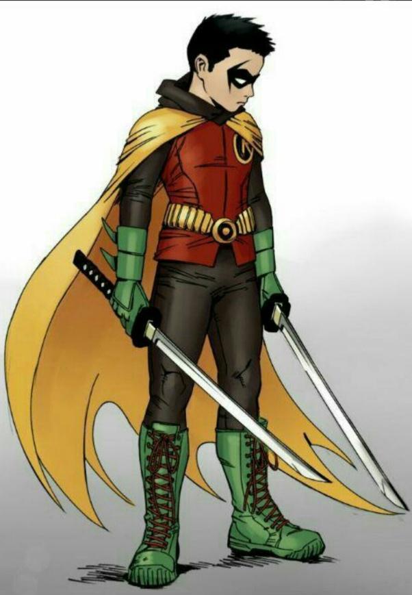 robin batman