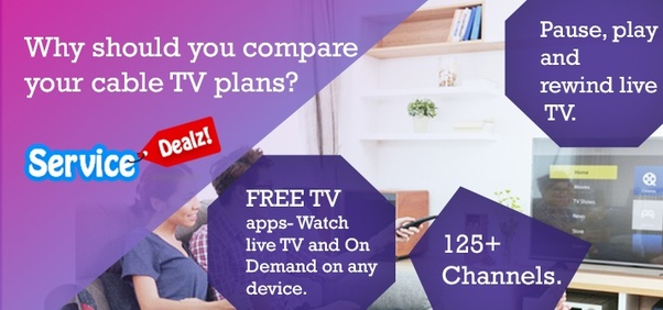Why should you compare your cable TV plans? - Quora