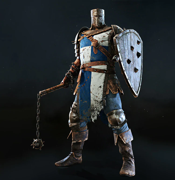 Which hero in For Honor do you main/play the most and why? - Quora