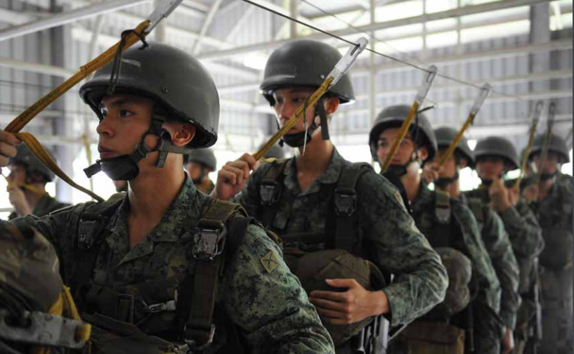 What helmets have the SAF used through the ages? - Quora
