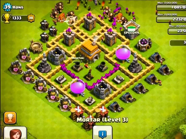 Which is the best base layout for Town Hall 6 on Clash of ...