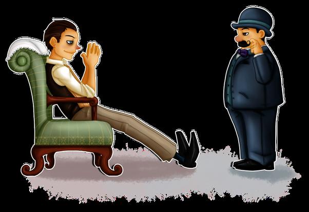 Why is Hercule Poirot not as popular as Sherlock Holmes? - Quora