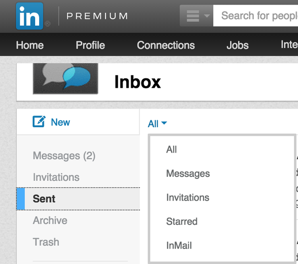 How to undo a request to connect on linkedin quora thanks for asking stopboris Choice Image