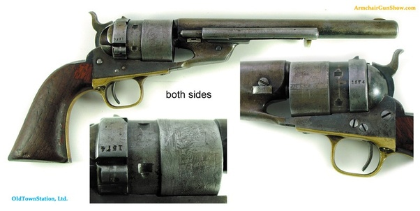 Did people in the Wild West really shoot revolvers with one hand
