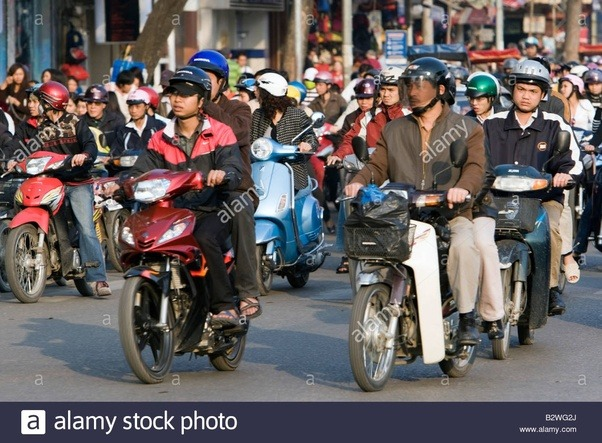 What advice would you give to someone who is moving to Hanoi, Vietnam?