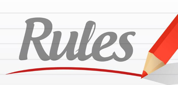 Why should we follow rules? - Quora