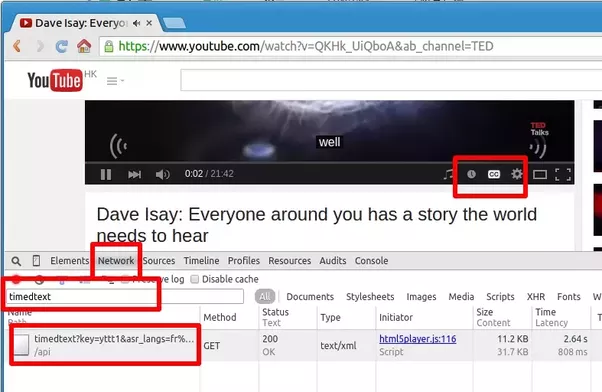 Whats youtube videos subtitles download links quora youtubedownloadlinks i wrote a tool to get the youtube videos download links and subtitles howeverthe subtitles comes from keepsubs download and save any ccuart Images