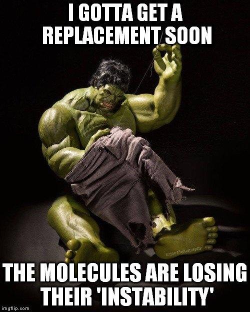 Hulk dick erect — 6