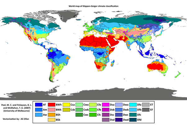 Which part of north america has a climate most similar to the south london has a marine west coast climate like most of western europe excluding most of iberia and italy that have california type climates gumiabroncs Choice Image