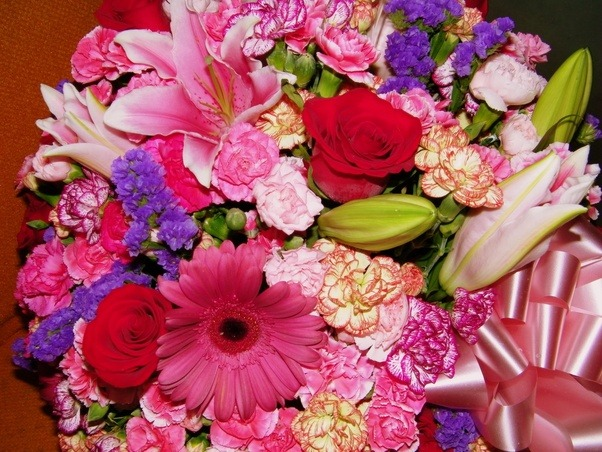 The love that blooms and blossoms the elopette quora is your girlfriend upset with you surprise her with a pretty bouquet and trust me she wont stay mad long be it an anniversary gift or valentines mightylinksfo