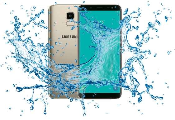 Is the Samsung Galaxy J6+ waterproof? - Quora