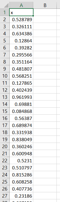 How to import a CSV file into RStudio to plot a histogram