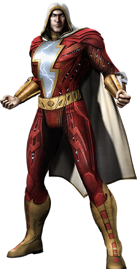 The Newest Canonical Version Of Character New 52 Earth 5 Captain Marvel Who Like His Post Crisis Counterpart Was Based On Classic