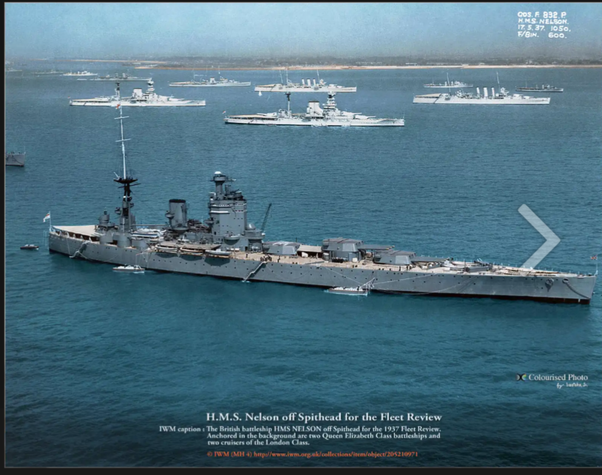 Why didn't the British save any of their WW2 battleships and
