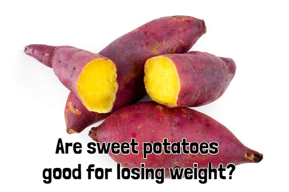 are sweet potato good for diet