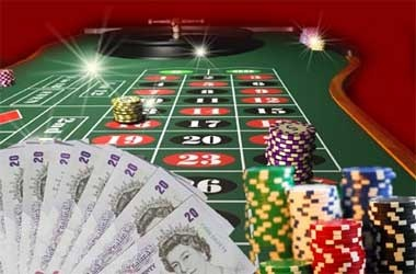$10 minimum craps table