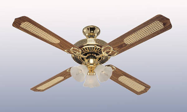 Why Are Edges Of Wings Of Ceiling Fan Bent Quora